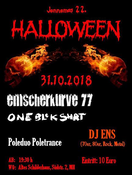 Kessel GmbH unterstützt Halloween Party 2018