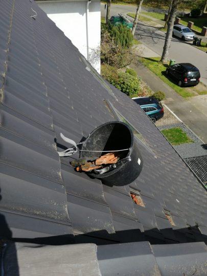 Dach Reparatur
