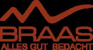 Logo der Braas Dachsysteme