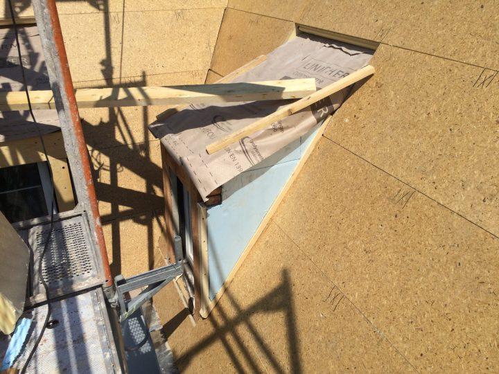 Mansarde und Dachgaube dämmen