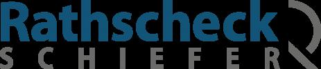Logo der Rathscheck Schiefer und Dach-Systeme